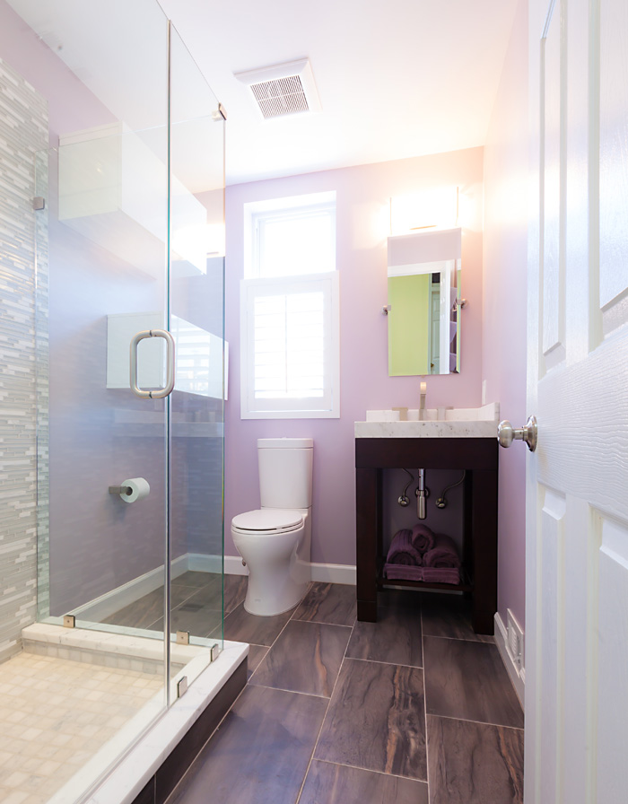 Spa Like Master Bathroom Vanity