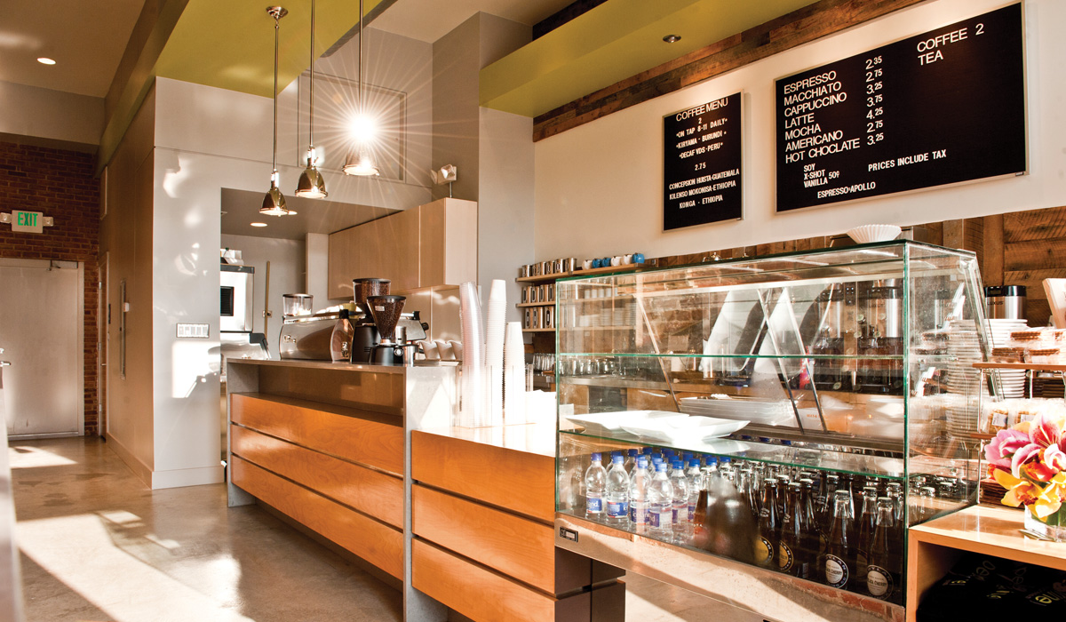 Peregrine Espresso 14th St Aesthetic Answers